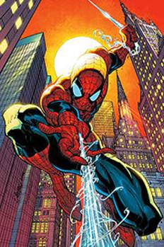 Description: Description: Description: Description: Promotional art for The Amazing Spider-Man vol. 2, #50 (April 2003), by J. Scott Campbell and Tim Townsend.